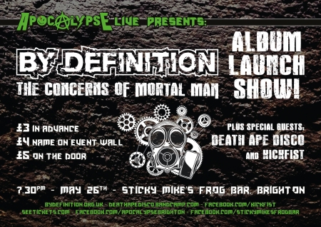 By Definition Album Launch Show!
